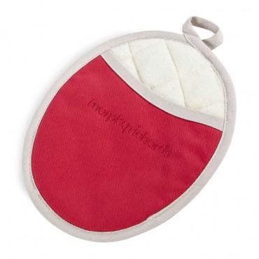 Hot pad / pan grab - red