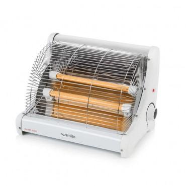 Radiant 2 bar heater