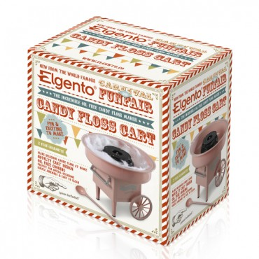 Elgento - Candy Floss Cart