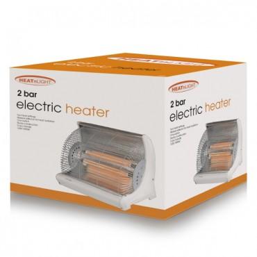 HEATNLIGHT 2 Bar Electric Heater