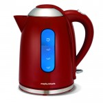 Accents Dome Kettle Red