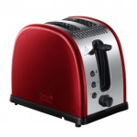 Legacy toaster red
