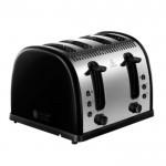 Legacy toaster black