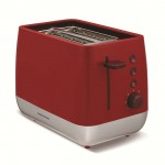 Morphy richards chroma toaster red