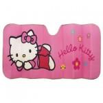 Hello Kitty Widescreen Sunshade