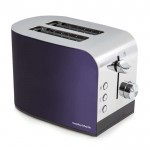 Accents polished toaster plum