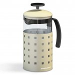 Accents 8 cup cafetiere cream