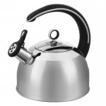 Accents 2.5l whistling kettle s/steel