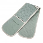 Morphy double oven glove sage green