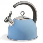 Morphy 2.5l whistling kettle cornfl/blue