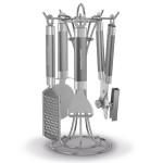 Morphy Accents 4pce Gadget Set Titanium