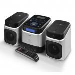 Cd micro hi-fi system