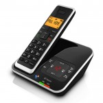 Single cordless phone with answer machine
