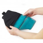 Instant heat therapy pack - back