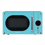 20 litre touch control microwave -    turquoise