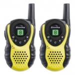 Ergonomic level two-way radios