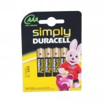 4 x aaa size batteries