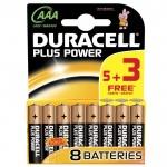 5+3 free power plus aaa batteries