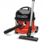 Commercial vacuum cleaner with