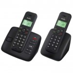 Organic style dect with answer machine