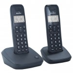Twin cordless dect phone