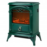 1800w small electric stove - green