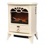 2000w cream stove fire