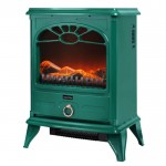 2000w green stove fire