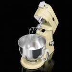 Morphy Richards Professional diecast stand mixer with    guard