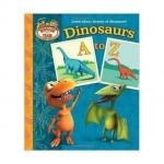 Dinosaur Train: Dinosaur A-Z