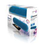Itek - Bluetooth Capsule Speaker - Blue