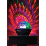 Itek - Bluetooth Disco Ball Speaker