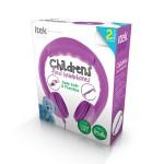 ITEK Childrens Flexy Headphones