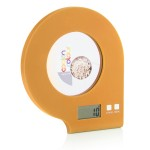Cook in colour 5kg Digital Glass Scales