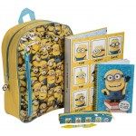 Minions Filled Backpack Set