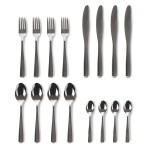 SWAN NISTA 16 Piece Cutlery Set S/Steel