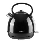 1.7L Black Traditional Kettle