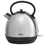 1.7L Polished Traditional Kettle