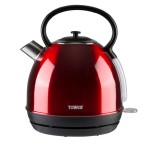 1.7L Red Traditional Kettle