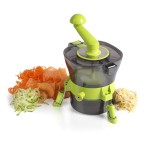 TOWER Health Spudnik Spiralizer Green