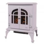 WARMLITE 2000w log effect stove fire